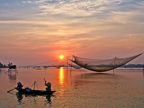 Hoian Beach Tour