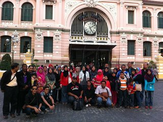 Saigon Muslim Tour
