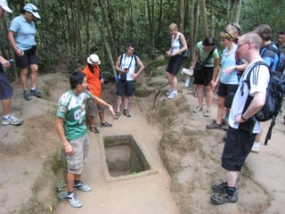 Saigon City Tour – Cu Chi Tunnels (B)