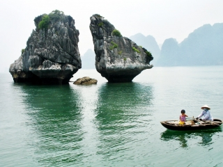Halong Bay - Cat Ba Island