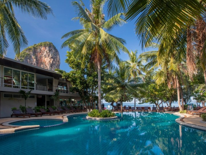 Sand Sea Resort Hotels In Krabi Thailand Hotels