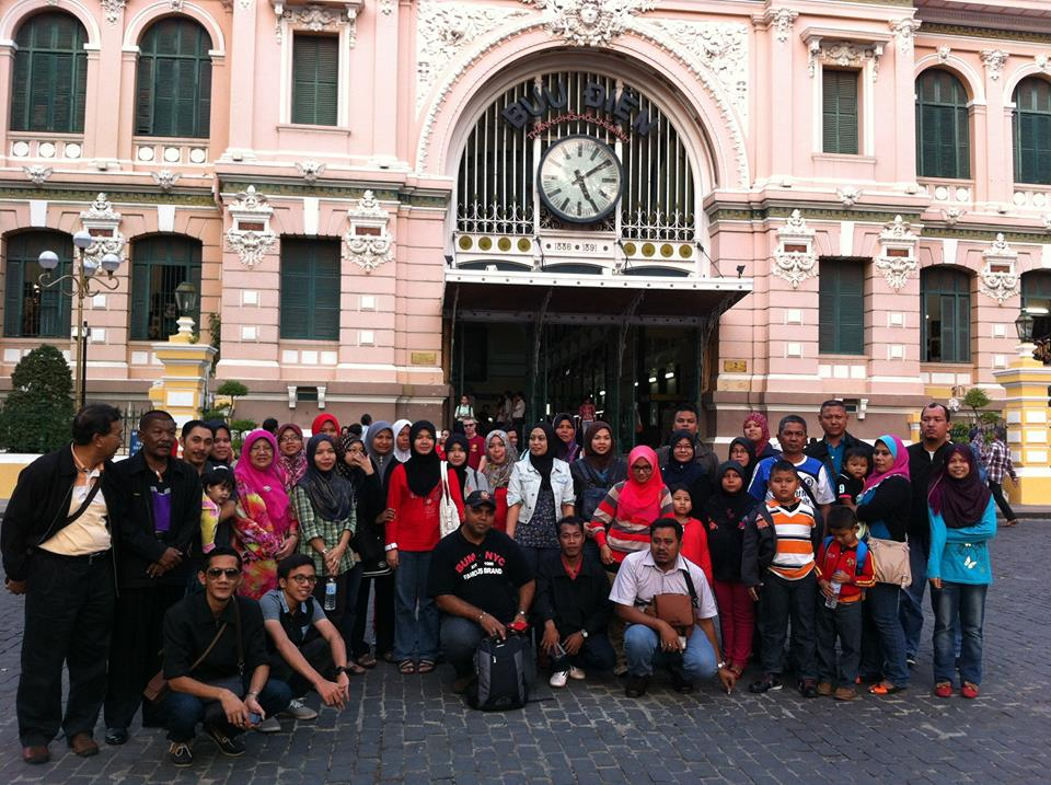 Saigon Muslim Tour | Viet Holiday Travel